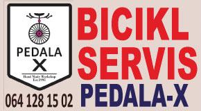 """BICIKL SERVIS """"PEDALA X"""""""
