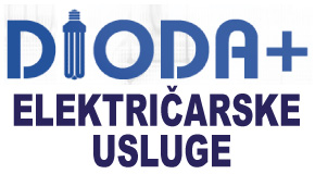 """Najpovoljniji električar Novi Beograd – Zemun """"DIODA+"""""""