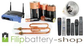 """Prodavnica baterija elektromaterijal daljinski upravljači Zemun """"FILIP BATTERY"""""""