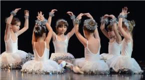 "BALET Ruska baletska škola blokovi Piramida ""PIRUETA"""