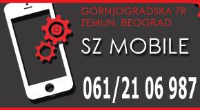 """Servis, oprema, otkup, prodaja mobilnih telefona Zemun """"SZ mobile"""""""