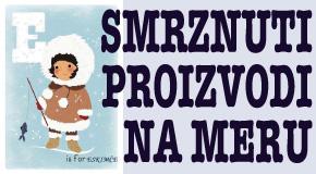 """Rinfuz smrznutih proizvoda Novi Beograd """"ESKIMČE"""""""