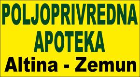 """Poljoprivredna apoteka Altina – Zemun """"MBM AGRAR D.O.O"""""""