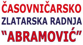 "Časovničarska i zlatarska radnja Batajnica ""ABRAMOVIĆ"""