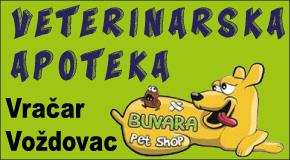 """Najpovoljnija veterinarska apoteka  """"BUVARA"""""""