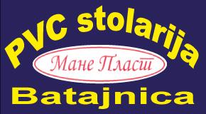 """ALU i PVC stolarija  Batajnica Zemun  """"MANE PLAST"""""""