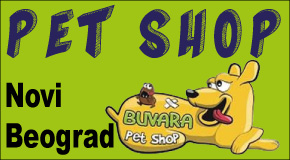 "Najpovoljniji pet shop ""BUVARA"""