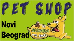 """Najpovoljniji pet shop Novi Beograd """"BUVARA"""""""