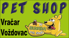 """Najpovoljniji pet shop  """"BUVARA"""""""