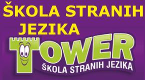 """Škola stranih jezika Blokovi Novi Beograd """"TOWER"""""""