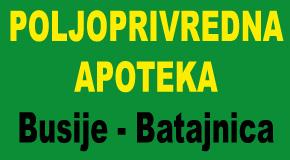 """Sve za poljoprivredu Busije Ugrinovci Batajnica  """"AGRO MNA"""""""
