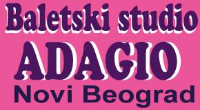 """Balet Novi Beograd Fontana Arena Stari Merkator """"ADAGIO"""""""