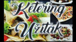 """Ketering Piramida Blokovi Novi Beograd """"UŽITAK"""""""