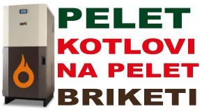 """Prodaja peleta briketa kotlova na pelet Surčin Ledine Obrenovac """"SAM-G"""""""