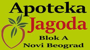 "Apoteka A blok 70 70a Belvil Novi Beograd ""JAGODA"""