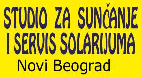 "Solarijum i servis solarijuma Novi Beograd Merkator Fontana ""RENT A SUN PLUS"""