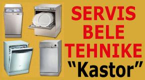 """Najpovoljniji servis bele tehnike i klima Beograd """"KASTOR"""""""