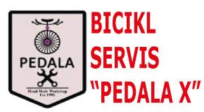 """Bicikl servis prodaja i popravka bicikala Piramida Novi Beograd """"Pedala X"""""""