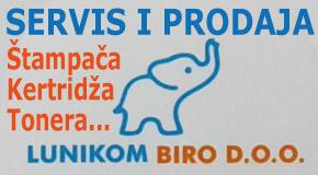 Najpovoljniji servis štampača dopuna tonera Merkator Zemun Novi Beograd