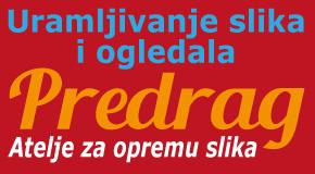 Uramljivanje slika i ogledala Arena YBC Zemun Novi Beograd Merkator