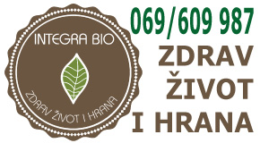 Organska vegan zdrava hrana Hotel YU Merkator Zemun Novi Bgd BIO SHOP