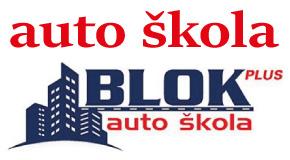 """Auto škola Blokovi Bežanijska kosa Ledine Borča """"BLOK plus"""" Novi Beograd"""