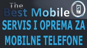 "Oprema za mobil. telefone Batery shop Cerak Vidikovac Čukarica ""The Best Mobile"""