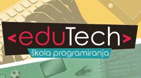 "Škola programiranja za decu Novi Beograd Zemun Merkator Arena ""eduTech"""