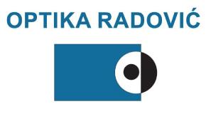 """Optičarska radnja Bežanijska kosa Ledine Jakovo blok 61 62 45 """"OPTIKA RADOVIĆ"""""""