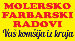 Molerski gipsarski farbarski radovi Žarkovo Rakovica Čukarica Banovo brdo  Banjica