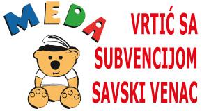 """Vrtići i jaslice sa subvencijom Savski venac Dedinje Senjak Banjica West 65 """"Meda"""""""