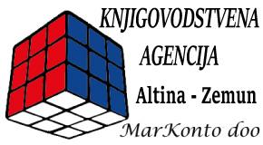 """Knjigovodstvene računovodstvene usluge Altina Zemun polje Galenika """"MarKonto"""""""