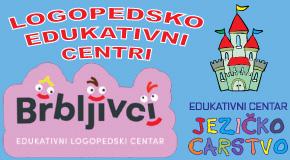 "Logoped Arena Belvil Sava Centar logopedske vežbe govora ""Brbljivci""-""Jezičko carstvo"""
