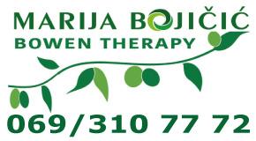 Boven terapija Bowen therapy Rejuvance zatezanje Marija Bojičić Novi Beograd Piramida