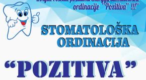 "Stomatološka zubna ordinacija Cerak Vidikovac Rakovica ""Pozitiva"" zubar Filmski grad"
