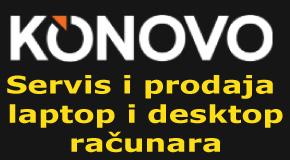 """Servis popravka prodaja kompjutera laptop računara Rakovica Cerak Vidikovac """"Konovo"""""""