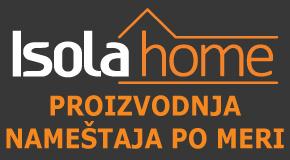 """Nameštaj po meri Banovo brdo Arena Fontana """"Isola home"""" Bežanijska kosa Mirijevo"""