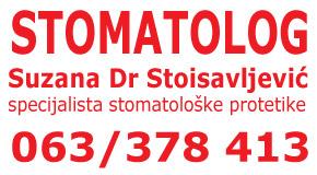 Stomatološka ordinacija Suzana Dr Stoisavljević Čukarička padina Julino brdo Bele vode