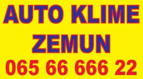 """Auto klime Zemun"" Altina Galenika Batajnica Zemun polje"